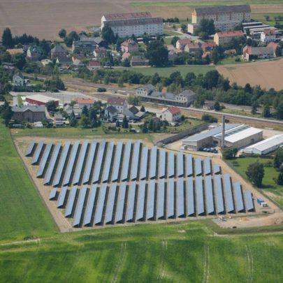 Solaranlage Dürrrohrsdorf