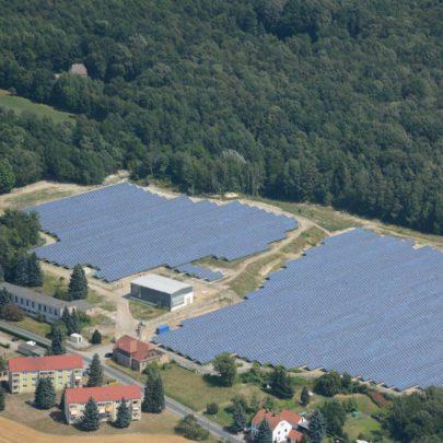 Solaranlage Kamenz Thonberg