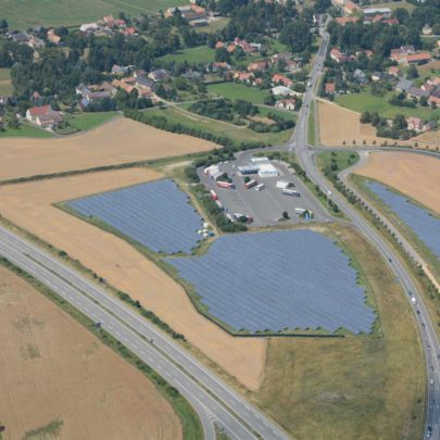 Solaranlage Kodersdorf