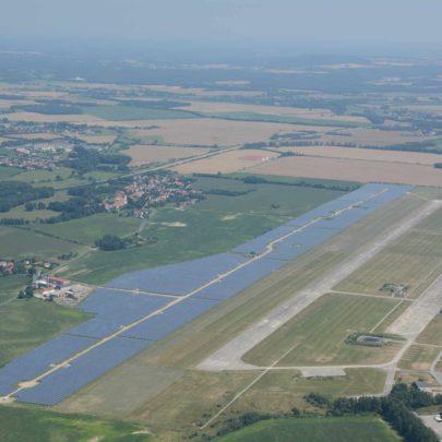 Solaranlage Litten