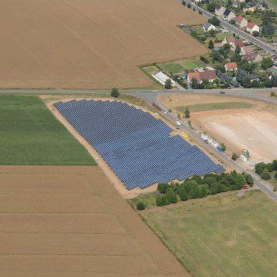 Solaranlage Mockern
