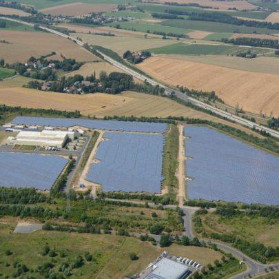 Solaranlage Mockritz