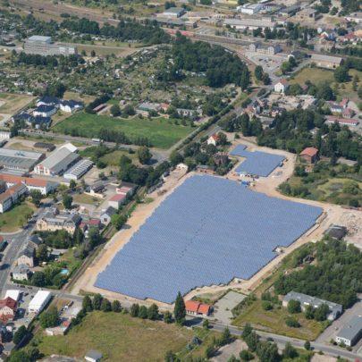Solaranlage Oschatz