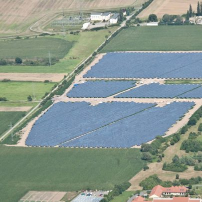 Solaranlage Torgau